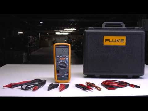 The high-performance 2-in-1 insulation digital multimeter