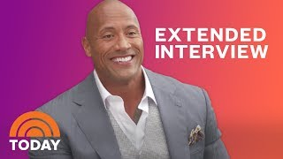 'Furious 7' Cast Extended Interview | TODAY