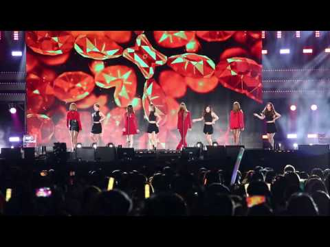 [Wide] SISTAR - One More Day, A.M.N Big concert @ DMC Festival 2016