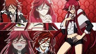 grell sutcliff funny moments