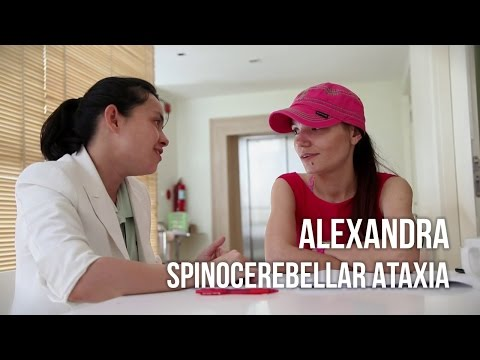 Alexandra, Spinocerebellar Ataxia | Stem Cell Treatment Testimonial