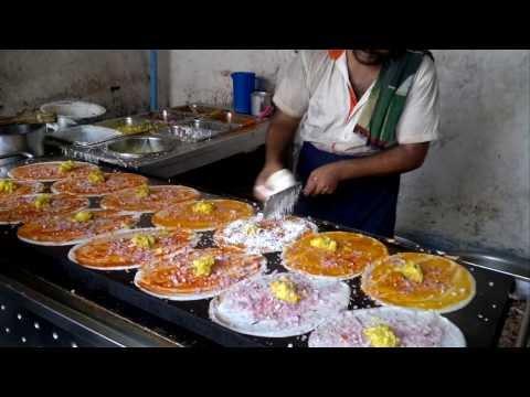 Indijska hrana ulice