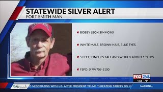 Silver Alert issued for Fort Smith man (KFTA)