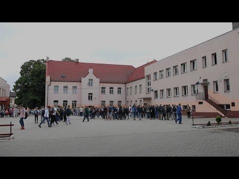 Uczniowie szkoły podstawowej im ppłk. Włodzimierza Kowalskiego od...