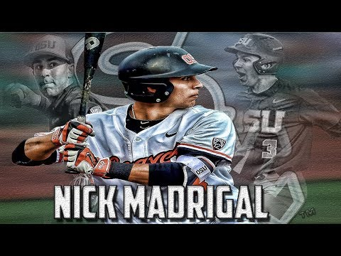 Nick Madrigal Highlights | Chicago White Sox SS/2B Prospect