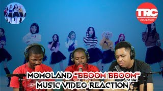"MOMOLAND ""BBOOM BBOOM"" Music Video Reaction"