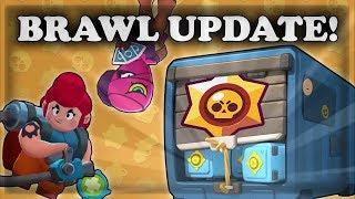 New Brawlers: PAM & TARA   Brawl Ball Mode   New Brawl Stars Update