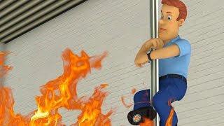 Fireman Sam full Episodes   Fireman Norman - S8 Rescues Marathon   Girls night in 🚒Kids Movie