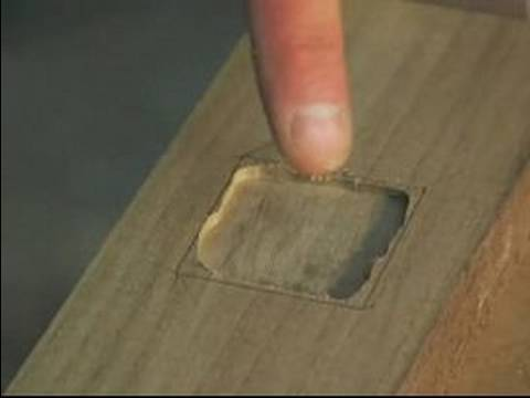 How To Use Wood Routers How To Set An Inlay With A