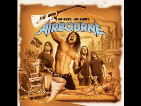 Devil's Child By Airbourne