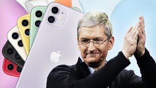 Apple's iPhone 11 Success