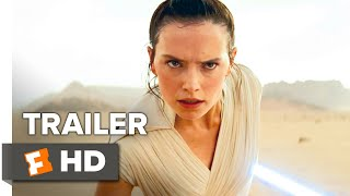 Star Wars: The Rise of Skywalker Teaser Trailer #1 (2019) | Movieclips Trailers - YouTube