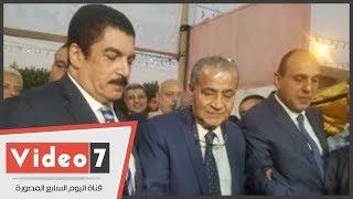 وزير التموين: المخابز المغلقة مخالفة للقانون ومن يشعر بظلم يتفضل ...