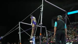 Gabby Perea – Uneven Bars – 2017 U.S. Classic – Junior Competition