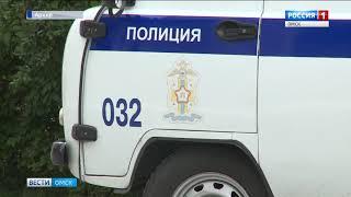 Омские следователи нашли подозреваемого в убийстве водителя маршрутного такси