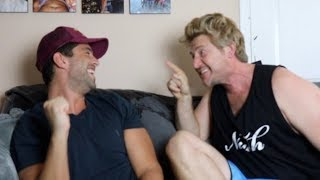 LOSING YOUR V CARD WITH JASON NASH!!