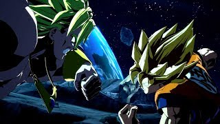 DRAGON BALL FighterZ - Bardock & Broly Launch Trailer