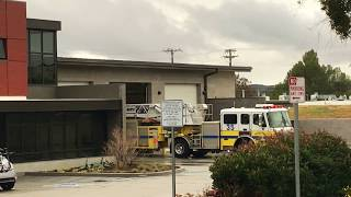 Ventura County Fire Department Truck 35