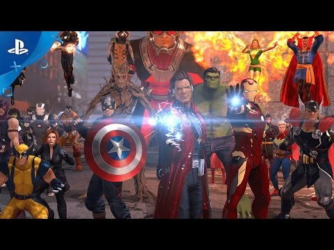 Marvel Heroes Omega Video Screenshot 1