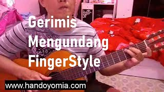 Gerimis Mengundang - SLAM - Fingerstyle Guitar Solo
