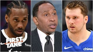 Stephen A. reacts to the Clippers eliminating the Mavericks in Game 7   First Take