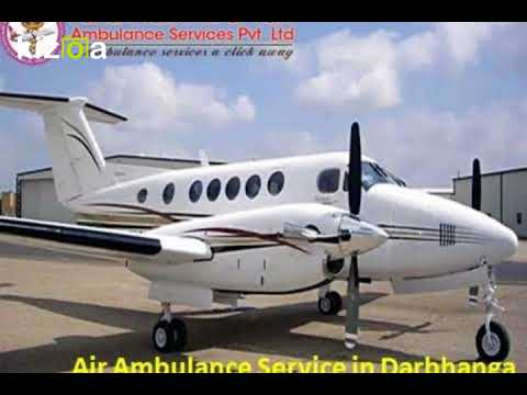 Emergency Air Ambulance Service in Nagpur available for Patient