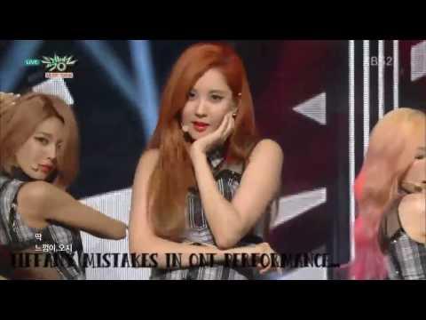 [Part 16] Kpop Idol Accident & Mistakes Compilation / 걸그룹 & 보이그룹 무대실수 모음