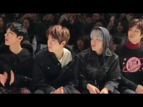 171020 ellekorea Instagram : NCT @ 2018 S/S HERA Seoul Fashion Week