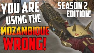 You Are STILL Using the MOZAMBIQUE WRONG! - Season 2 Apex Legends Guide! 3 Mistakes You Are Making!