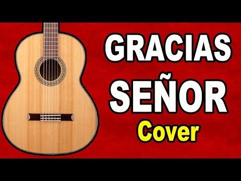 Tutorial - GRACIAS de MARCOS WITT - Acordes en guitarra - MI GUITARRA CRISTIANA
