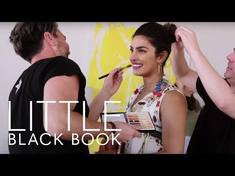 Priyanka Chopra's Hair and Makeup Guide | Little Black Book | Harper's BAZAAR
