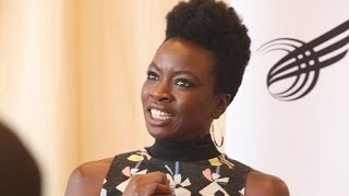 In Conversation with Danai Gurira