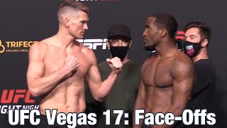 UFC Vegas 17  Face-Offs: Stephen Thompson vs Geoff Neal