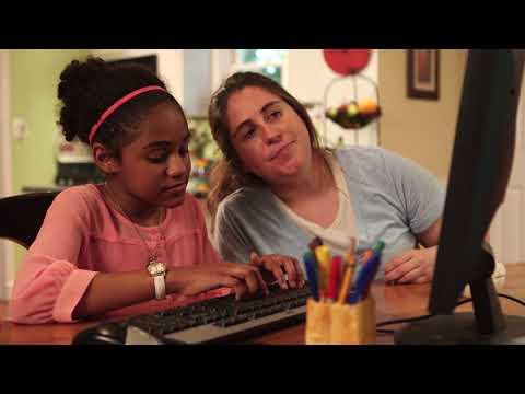 Teacher Describes Online School Experience