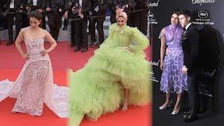 Deepika, Priyanka & Kangana steal the show at Cannes 2019
