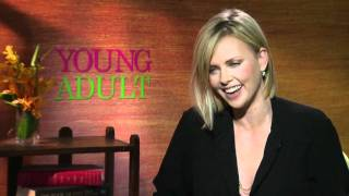Charlize Theron Wants To Punch Actresses Who Pretend They're Naturally Thin