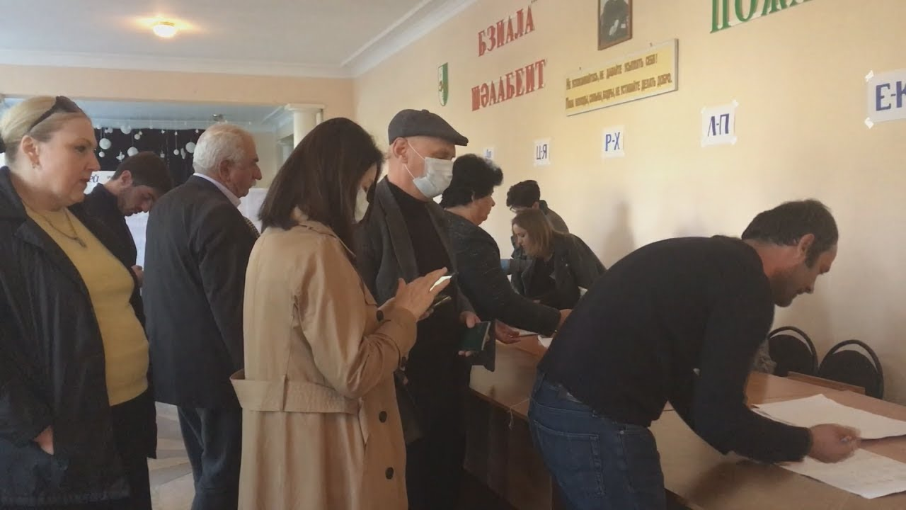 Абхазия выбирает президента вопреки пандемии
