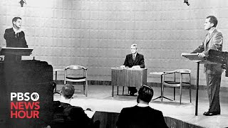 Kennedy vs. Nixon: The first 1960 presidential debate