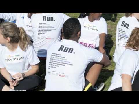 Run 2014: Just Pursue It - Thank you to our supporters!