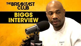Kareem 'Biggs' Burke On Early Days Of Rocafella, Mase vs. Cam'ron, Air Force 1's + more