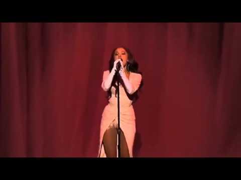 Ariana Grande - Focus (American Music Awards) 2016