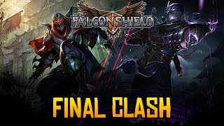 玩家自唱Falconshield - Final Clash