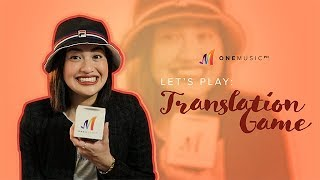 How Many Philippine Languages Does Julie Anne San Jose Know? | One Music Let's Play