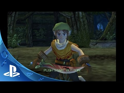 Dark Cloud (PS2) Trailer