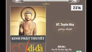 Giảng Giải Kinh Phật Thuyết A Di Đà - HT. Tuyên Hoá giảng thuật