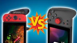 Nintendo Switch Pro Joy Cons VS Grip Case