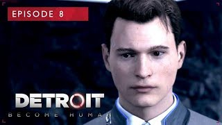 Detroit: Become Human – Episode 8: One Question ★ Movie Series / Full Story 【War Edition】
