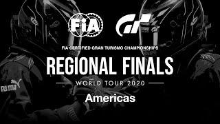 FIA Gran Turismo Championships 2020 | Nations Cup | Regional Finals | Americas [ENGLISH]