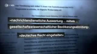 Auf Horchposten in Deutschland