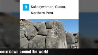 Top 10 Greatest Architectural Wonders Of Ancient World